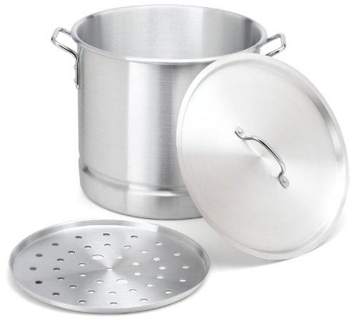 Imusa Steamer Pot Aluminum 20 Quart