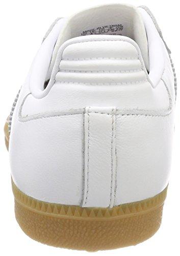 Damen Weiß Gum4 adidas Ftwbla Samba Ftwbla Fitnessschuhe 000 AgPqnz