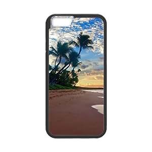 Custom Hawaii Design PC Case Protector For Iphone 6