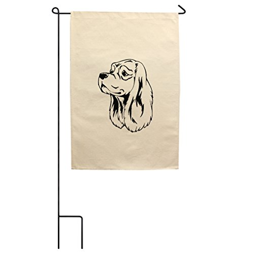 Style In Print Canvas Garden Flag 18