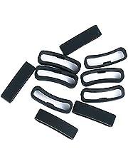 dailymall 10 st gummi klocka armband slinga spänne hållare för Suunto Core, Suunto Spartan klockarmband