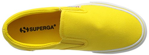 Sunflower Yellow Mocassini Cotu 2311 adulto Unisex Superga wxq80HBg