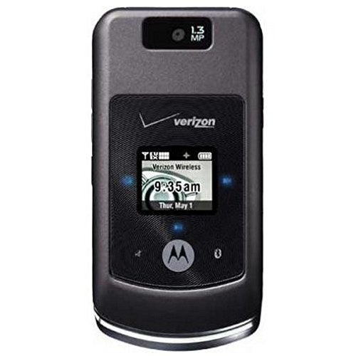 Motorola W755 Black Verizon Cell Phone / No Contract Ready To Activate On Your Verizon Account