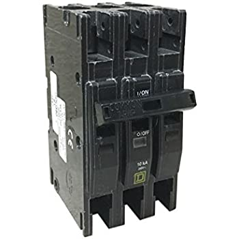 Unit Mount Circuit Breaker 3P 50 Amp 240Vac//48Vdc
