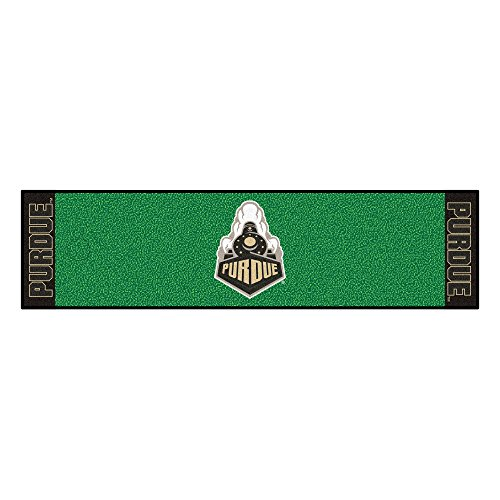 - NCAA Purdue University Boilermakers Putting Green Mat Golf Accessory