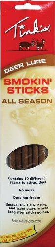 TINKS All Season Smokin Sticks (6 Pack)