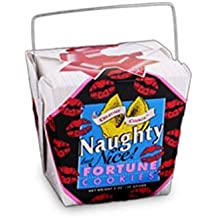 Naughty but Nice Adult Christmas Fortune Cookie Box 2 oz