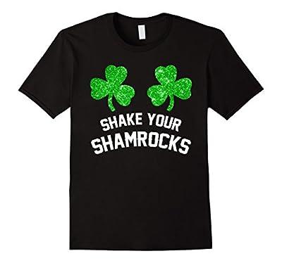 Shake Your Shamrocks St. Patrick's Day Women's Funny