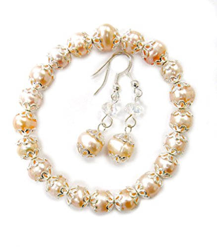 Linpeng Bracelet Earrings Set 2 Pack Br 2056 2056E product image