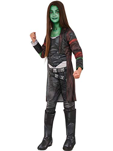 with Gamora Costumes design