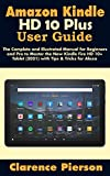 Amazon Kindle Fire HD 10 Plus User Guide: The