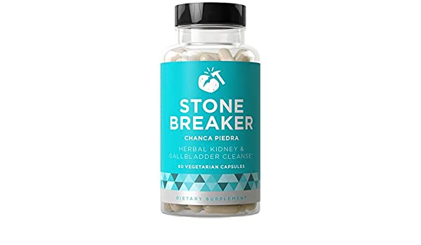 Stone Breaker - Chanca Piedra - Extra Strength Dissolver to