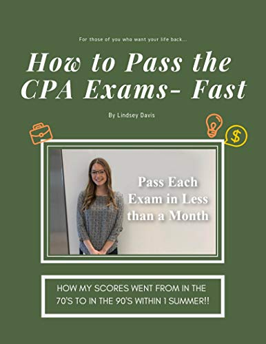 How to Pass the CPA Exams - FAST: Within one summer, I was able to boost my CPA Score from the 70s to the 90s. Here are my tips, along with 2 study calendar templates! (Best Studying Methods And Tips)