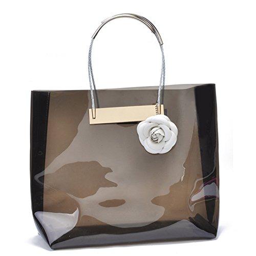 Clear Pvc Shopper Bag - 4
