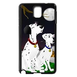 Samsung Galaxy Note 3 Black phone case Disney Cartoon 101 Dalmatians (Animated) EYB3574194