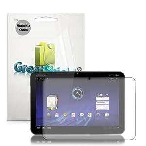 GreatShield Ultra Anti-Glare Matte Clear Screen Protector Film for Motorola XOOM Tablet 3 Pack