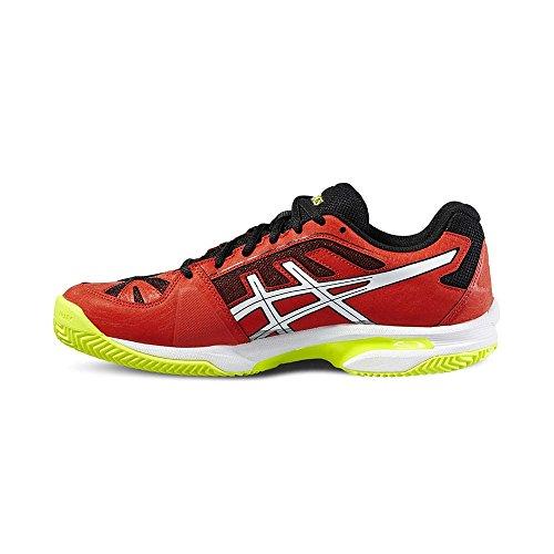 Asics Gel-Padel Professional 2 Tennisschuhe SCHWARZ ROT