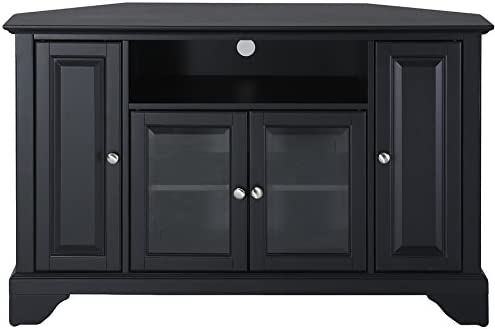 Crosley Furniture LaFayette 48-inch Corner TV Stand