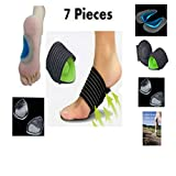 Dr-Kellys-Fallen-Arch-Support-Sleeve-Flat-Feet-Gel-Pad-Orthotic-Corrector-for-Pain-Relief-FREE-Ebook
