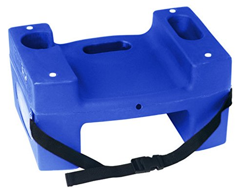 Koala Kare KB117-04S Booster Buddy with Strap, Blue, 17