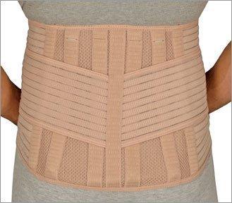 Therall Back Support Heat Retaining, Large - FLA Orthopedics 53-5376 ()