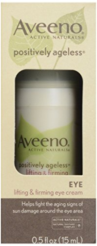 Aveeno Positively Ageless Lifting & Firming Eye Cream - 1