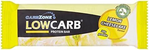 Carbzone baja en carbohidratos barra de la proteína, 65 g de ...