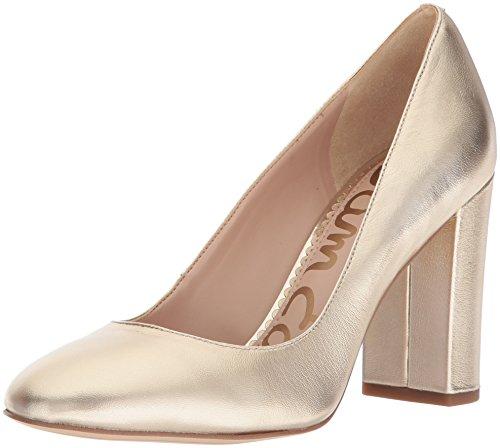 inc gold heels - 4