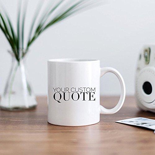 Personalized Mug Customized Mug Sassy Gift Mug   Sassy Mug Gift Idea   Gift-for-Her   Funny Mugs for Women   Large Coffee Mug   Snarky Quote