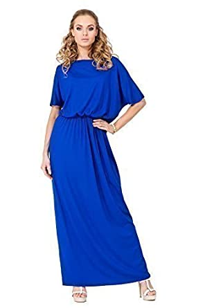 Kleid lang gr 46