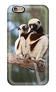 All Green Corp's Shop Best Ultra Slim Fit Hard Case Cover Specially Made For Iphone 6- Island Of Lemurs Madagascar Photo