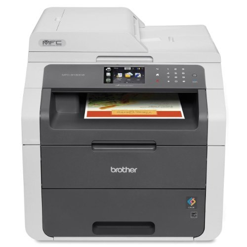 Brother MFC-9130CW Wireless All-In-One Colour Printer