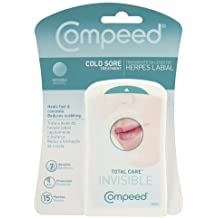 Compeed Cold Sore Patches 15 Patches by Johnson
