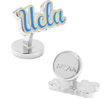 Cufflinks Inc Men's Palladium UCLA Bruins Cufflinks