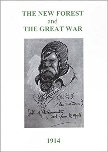 Télécharger un ebook à partir de google books macThe New Forest and the Great War 1914 (Littérature Française) PDF 0956380476