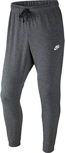 Nike Men's Club Fleece Pants Heather Grey 826424 063 (s)