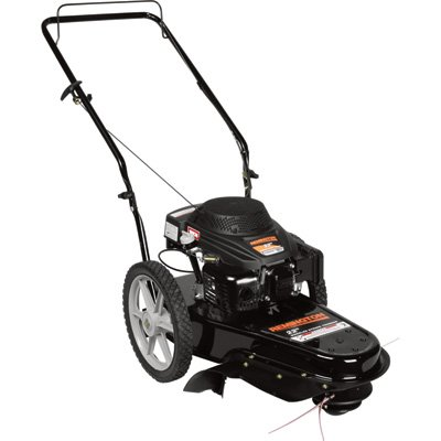 "Remington 25A-26J7783 22"" High Wheel Trimmer Lawn Mower"