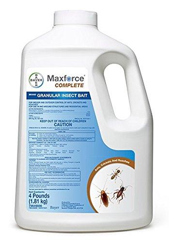 Maxforce Complete Granular Insect Bait - 8 Ounces BA1024