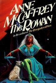 Hardcover The Rowan - Book Club Edition Book