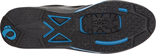 Pearl iZUMi Men's X-Road Fuel IV Cycling Shoe Black/Atomic Blue discount free shipping for cheap cheap online footlocker pictures for sale auwMXxKB6