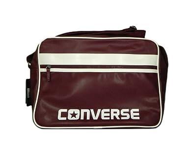 0d7b1fb3063f Converse Reporter Bag Unisex Faux Leather Bag  Amazon.co.uk  Shoes   Bags