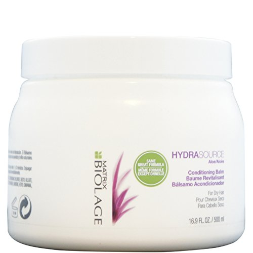 Matrix Biolage Hydrasource Conditioning Balm for Dry Hair 16.9 oz (Pack of 7) by Matrix
