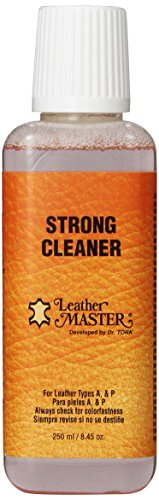 Leather Masters Strong Leather Cleaner (Leather Master Foam Cleaner)