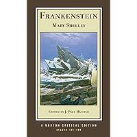 Frankenstein (Second Edition)  (Norton Critical Editions)