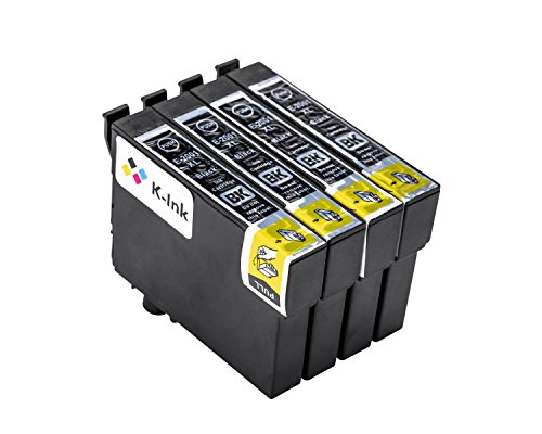 K Ink Epson 200XL Black Cartridges product image