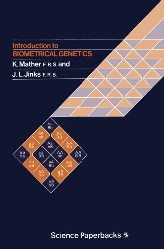 Intro biometrical ge netics sp (Science Paperbacks)