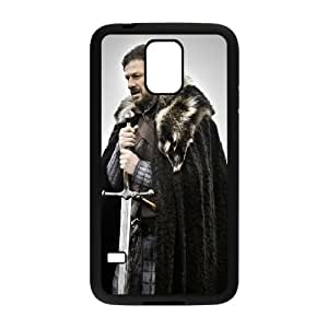 Game Of Thrones Eddard Stark Samsung Galaxy S5 Cell Phone Case Black NiceGift pjz0035097370