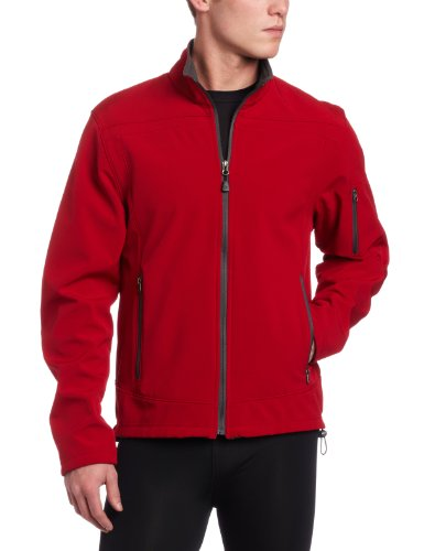 Red All Weather Jacket - 4