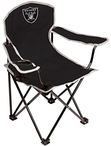 NFL Youth Coleman – Silla plegable, negro