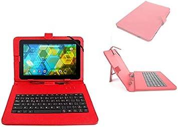 WildWear® Funda con Teclado para Tablet 7
